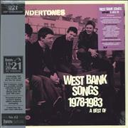 Click here for more info about 'The Undertones - West Bank Songs 1978-1983: A Best Of - Clear Vinyl - Sealed'