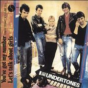 Click here for more info about 'The Undertones - You've Got My Number'