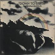 Click here for more info about 'The Undisputed Truth - Down To Earth - Factory Sample'