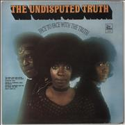 Click here for more info about 'The Undisputed Truth - Face To Face With The Truth'