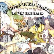 Click here for more info about 'The Undisputed Truth - Law Of The Land'