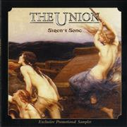 Click here for more info about 'The Union - Siren's Song - Sampler'