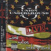 Click here for more info about 'The Union Underground - Live...One Nation Underground'