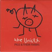 Click here for more info about 'The Unisex - Pigs & Their Farms'
