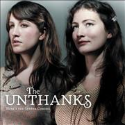 Click here for more info about 'The Unthanks - Here's The Tender Coming'