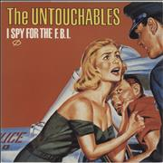 Click here for more info about 'The Untouchables - I Spy For The F.B.I.'