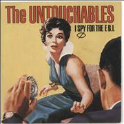 Click here for more info about 'The Untouchables - [I Spy For The] FBI'