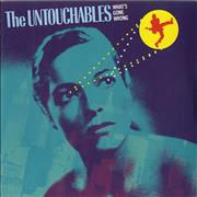 Click here for more info about 'The Untouchables - What's Gone Wrong'