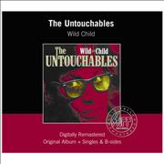 Click here for more info about 'The Untouchables - Wild Child'