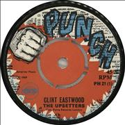 Click here for more info about 'The Upsetters - Clint Eastwood - VG'