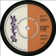 Click here for more info about 'The Upsetters - Return Of Django - 3pr'