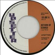 Click here for more info about 'The Upsetters - Return Of Django - Wide'