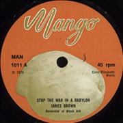 Click here for more info about 'The Upsetters - Stop The War In A Babylon / Dub In Peace'