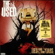 Click here for more info about 'The Used - Lies For The Liars - Sealed'