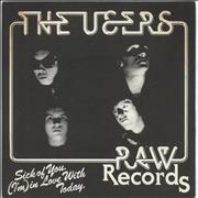 Click here for more info about 'The Users - Sick Of You'