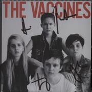 Click here for more info about 'The Vaccines - Come Of Age - Signed'