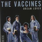 Click here for more info about 'The Vaccines - Dream Lover - Blue Vinyl'