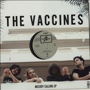 Click here for more info about 'The Vaccines - Melody Calling EP - 180gram Vinyl'