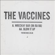 Click here for more info about 'Wreckin' Bar (Ra Ra Ra) / Blow It Up + PR'