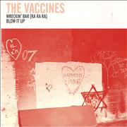Click here for more info about 'The Vaccines - Wreckin' Bar (Ra Ra Ra)'