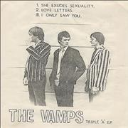 Click here for more info about 'The Vamps - She Exudes Sexuality'