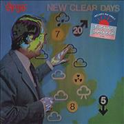 Click here for more info about 'The Vapors - New Clear Days - Sealed'