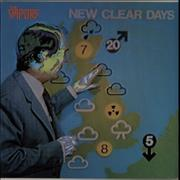 Click here for more info about 'The Vapors - New Clear Days'