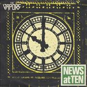 Click here for more info about 'The Vapors - News At Ten'