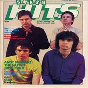 Click here for more info about 'The Vapors - Smash Hits - March 1980'