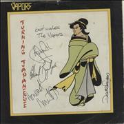 Click here for more info about 'Turning Japanese - Fully Autographed'