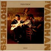 Click here for more info about 'The Vaughan Brothers - Tick Tock'
