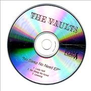 Click here for more info about 'The Vaults - No Sleep No Need E.P.'