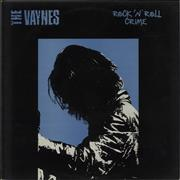 Click here for more info about 'The Vaynes - Rock N'Roll Crime'