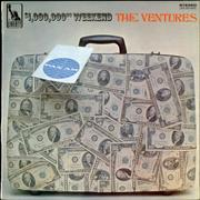 Click here for more info about 'The Ventures - $1,000,000 Weekend'