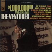 Click here for more info about 'The Ventures - $1,000,000.00 Weekend'