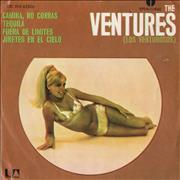 Click here for more info about 'The Ventures - Camina, No Corras EP'
