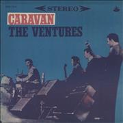 Click here for more info about 'The Ventures - Caravan - Red Vinyl'