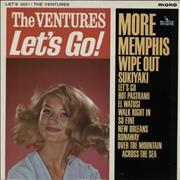 Click here for more info about 'The Ventures - Let's Go! - EX'
