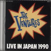 Click here for more info about 'The Ventures - Live In Japan 1990'