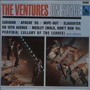 Click here for more info about 'The Ventures - On Stage'