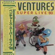 Click here for more info about 'The Ventures - Super Live '80'