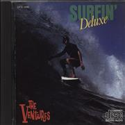 Click here for more info about 'The Ventures - Surfin' Deluxe'