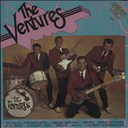 Click here for more info about 'The Ventures - The Ventures - Gold Promo Stamped Sleeve'