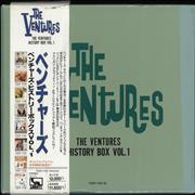 Click here for more info about 'The Ventures - The Ventures History Box Vol. 1 - Incomplete'