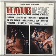 Click here for more info about 'The Ventures - The Ventures On Stage'