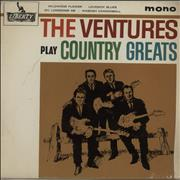 Click here for more info about 'The Ventures - The Ventures Play Country Greats'