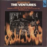Click here for more info about 'The Ventures - Underground Fire - Ex'
