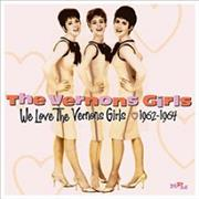 Click here for more info about 'The Vernons Girls - We Love The Vernons Girls 1962-1964'