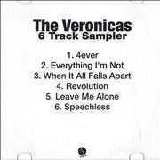Click here for more info about 'The Veronicas - 6 Track Sampler'