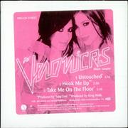 Click here for more info about 'The Veronicas - Hook Me Up - Album Sampler'